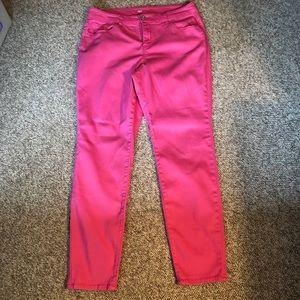 Style &Co curvy skinny leg jeans size 12